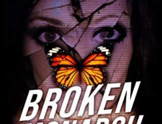 Broken Monarch by Tom Schneider