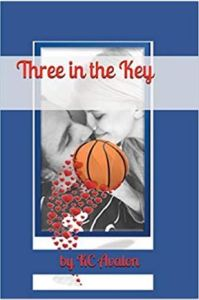 "Alt=""book review for three in the key"""