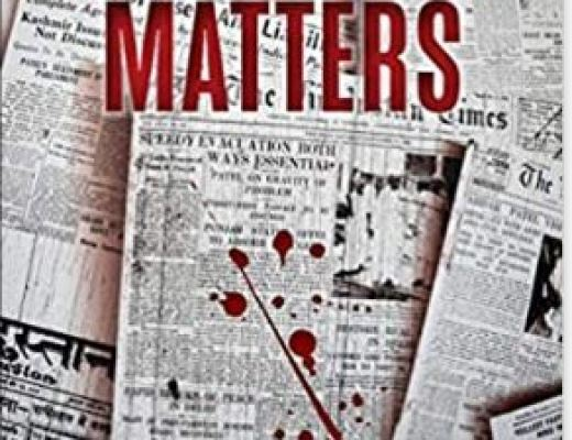 Book review for Pressing Matters by Bruce A. Fleming