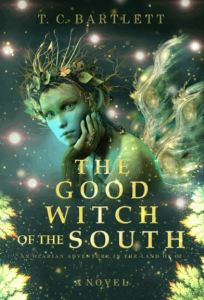 """Alt=""""The Good Witch of the South by T. C. Bartlett"""""""