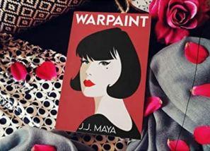 """Alt=""""chick lit cafe warpaint book review"""""""