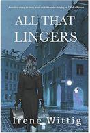 """Alt=""""all that lingers by irene wittig"""""""