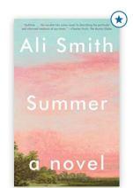 """Alt=""""summer a novel by ali smith"""""""