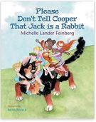 """Alt=""""please don't tell cooper by michelle lander feinberg"""""""