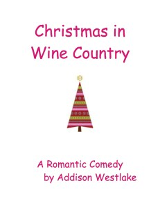 ChristmasInWineCountryCover