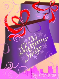 The Shopping Swap by Erin Brady