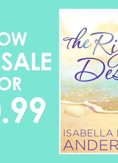 """SALE: """"The Right Design"""" is $0.99!"""