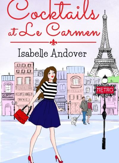 """BOOK FEATURE: """"Cocktails at Le Carmen"""""""