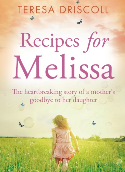 "BOOK FEATURE: ""Recipes for Melissa"""