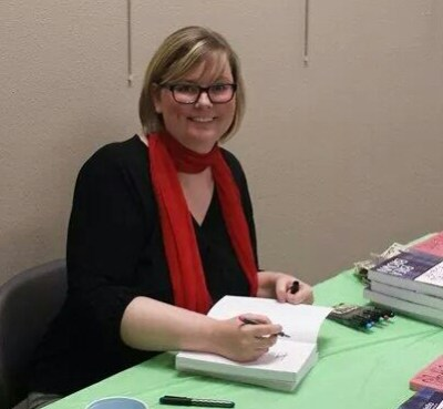 AUTHOR FEATURE: Brea Brown