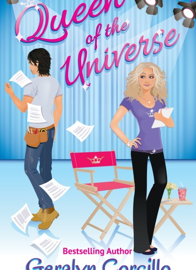 """Goddess Book Tour Sign-up: """"Queen of the Universe: A Romantic Comedy"""" by Geralyn Corcillo"""
