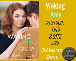 "RELEASE BLITZ: ""Waking Amy"" by Julieann Dove"
