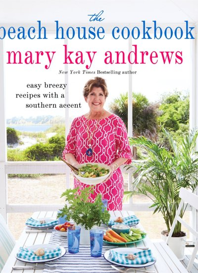 """RELEASE DAY: """"The Beach House Cookbook"""""""