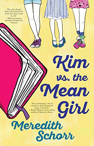 "BOOK REVIEW: ""Kim vs. the Mean Girl"""