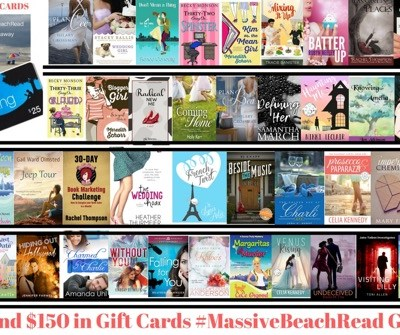 BEACH READ GIVEAWAY!!