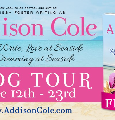 "BOOK FEATURES: ""Read, Write, Love at Seaside"" and ""Dreaming at Seaside"""