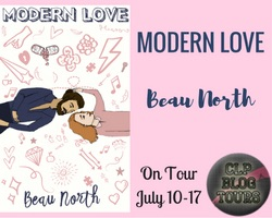 "BOOK and AUTHOR FEATURE: ""Modern Love"" by Beau North"