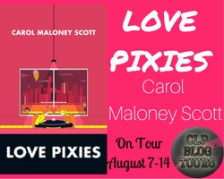 """BOOK FEATURE: """"Love Pixies"""" and INTERVIEW with Carol Maloney Scott"""