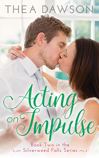 "BOOK FEATURE: ""Acting on Impulse"""