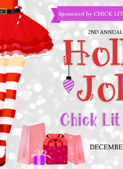 Holly Jolly Chick Lit Hop