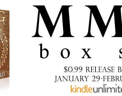 """BOOK FEATURE: """"MMG Series Boxset"""""""