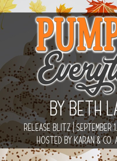 "RELEASE DAY BLITZ: ""Pumpkin Everything"""
