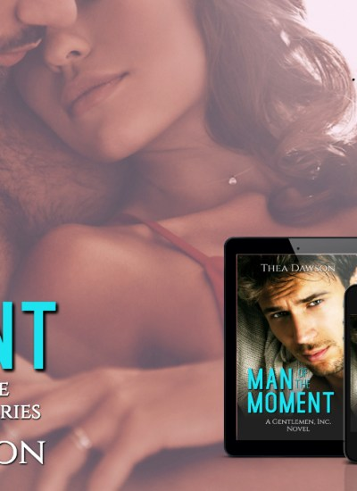 "NEW RELEASE: ""Man of the Moment"""