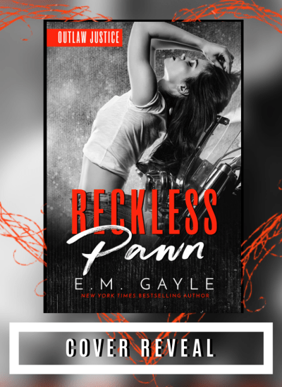 """COVER REVEAL: """"Reckless Pawn"""""""