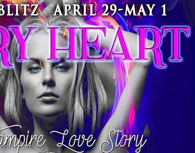 """RELEASE BLITZ: """"Fiery Heart"""""""