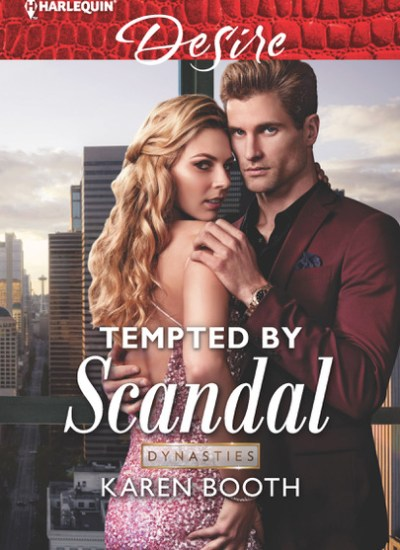 "BOOK FEATURE: ""Tempted by Scandal"""