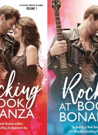 "COVER REVEAL: ""Rocking at Book Bonanza"""