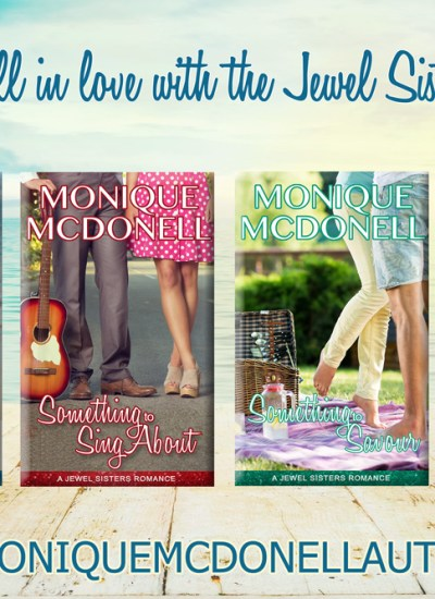 "BOOK FEATURE: ""Something to Savour: A Jewel Sisters Romance"""