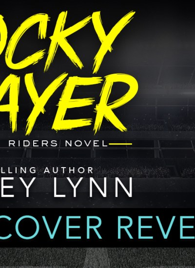 """COVER REVEAL: """"Cocky Player"""" by Stacey Lynn"""