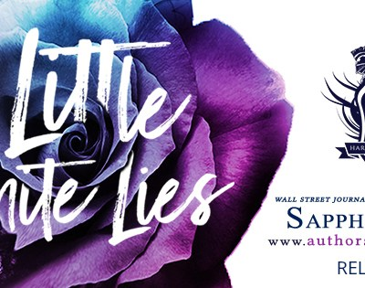 "RELEASE BLITZ: ""Little White Lies"" by Sapphire Knight"