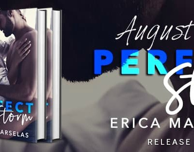 """RELEASE BLITZ: """"Perfect Storm"""" by Erica Marselas"""