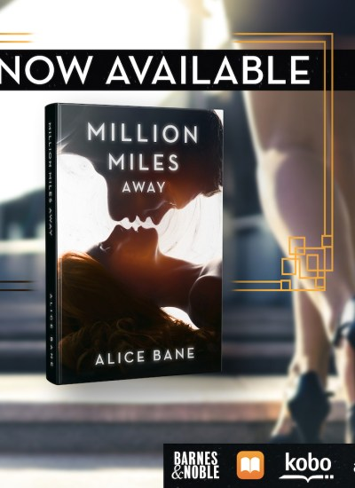 "RELEASE BLITZ: ""Million Miles Away"" by Alice Bane"