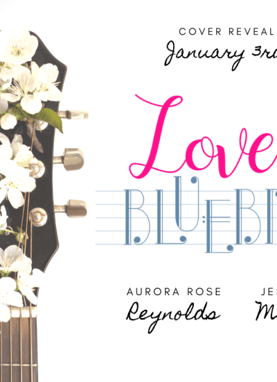"COVER REVEAL: ""Love at The Bluebird"" by Aurora Rose Reynolds and Jessica Marin"