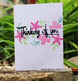 Cut out card