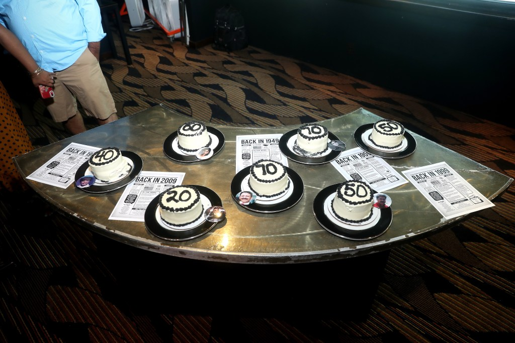 The Cakes