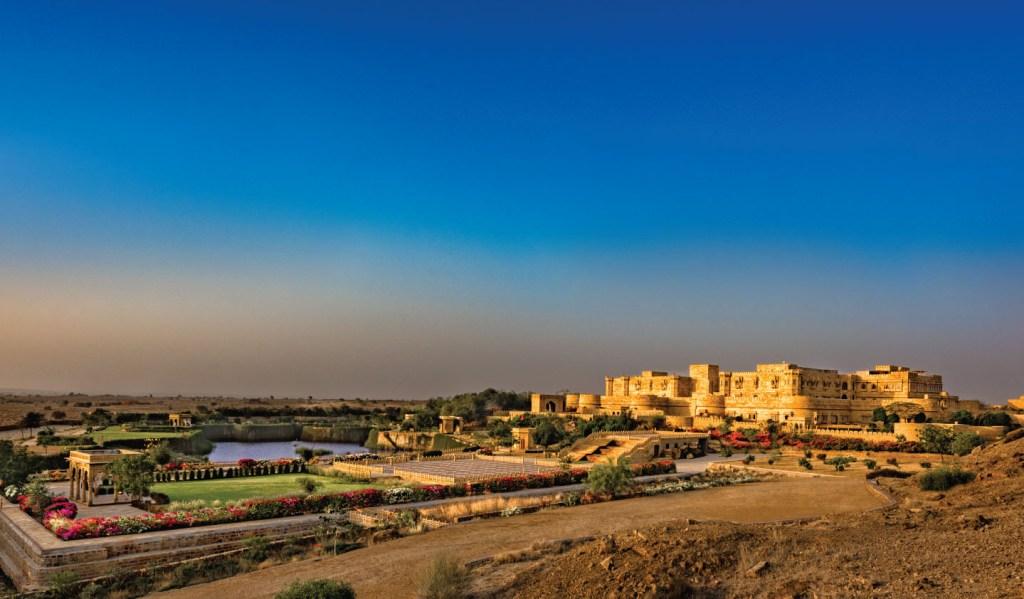 Suryagarh-Jaisalmer