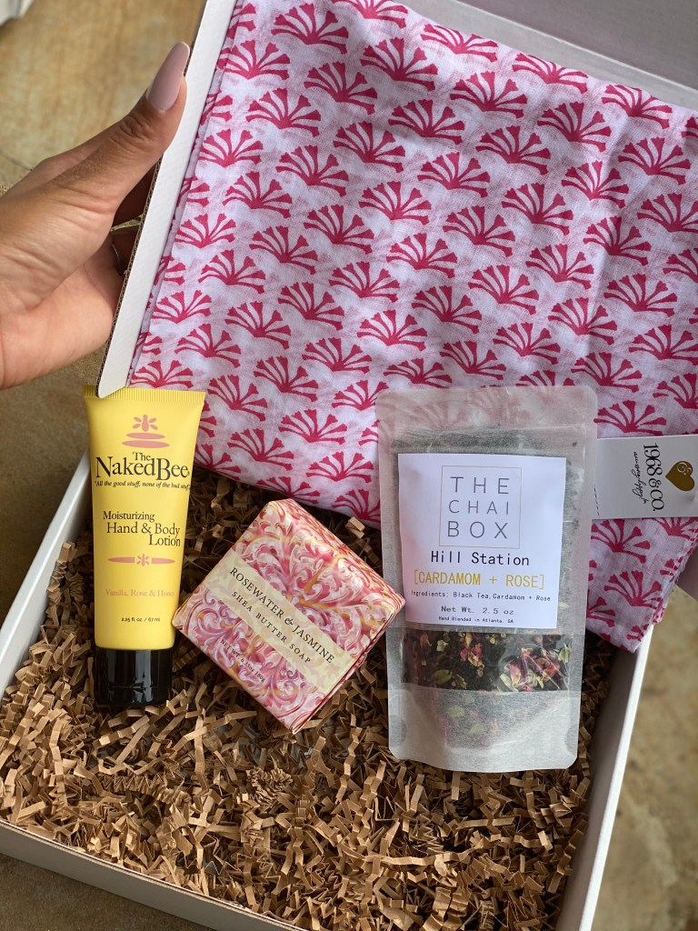 Rose Luxe Box