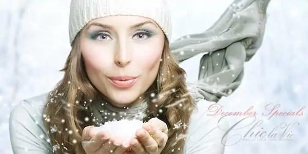 Chic La Vie December Holiday Specials