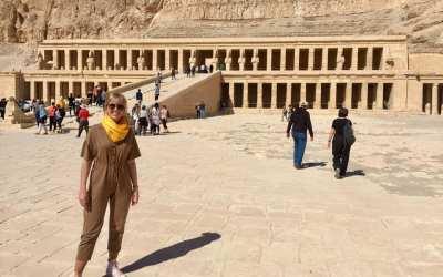 Templo de Hatshepsut y Colosos de Memnon