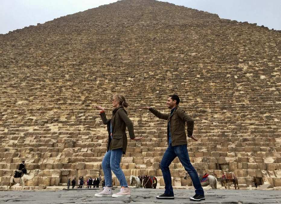 Dia 2 Egipto: Cairo – Piramides.