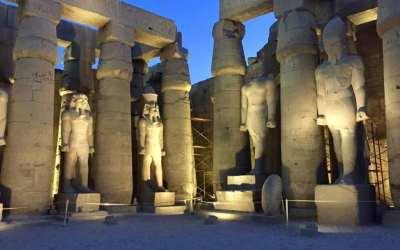 Antigua Tebas – Templo de Luxor