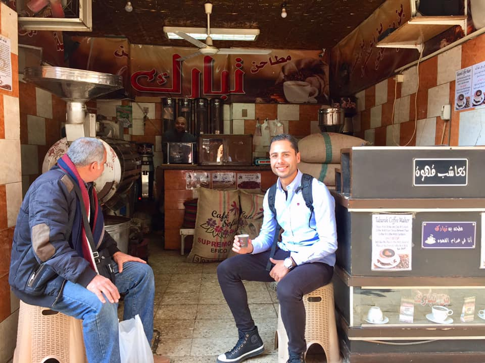 CAFE CALLE AL MUIZZ