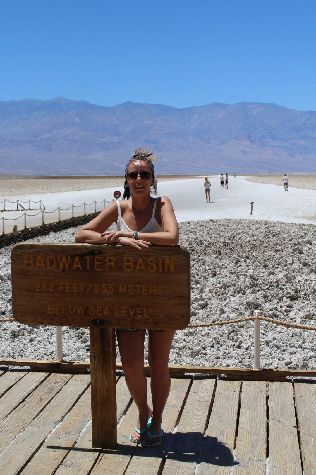 BADWATER DEATH VALLEY - CHIC LICES