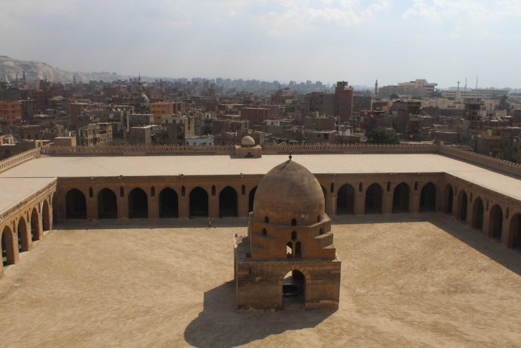 La mezquita de Ahmad ibn Ţūlūn - Piojos on tour