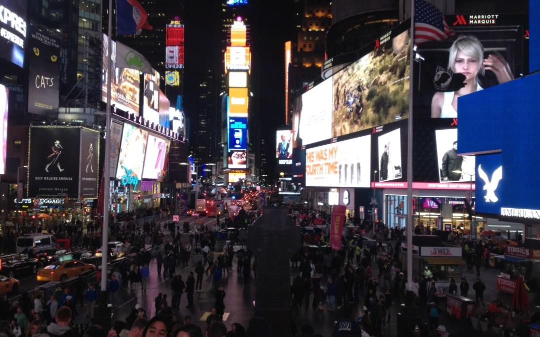 Diaro de NYC en fotos… dia 1