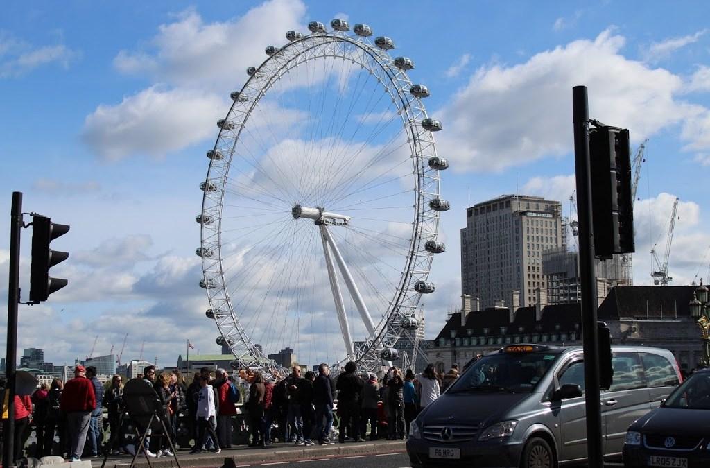 Experiencia en el London Eye